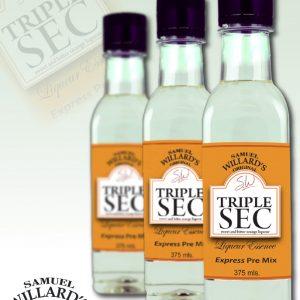 Willards PreMix Triple Sec