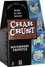 Char Crust Southwest Chipotle (113g )