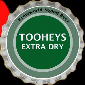 Tooheys Extra Dry Style