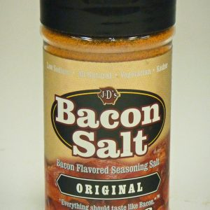 Bacon Salt - 70gm Shaker Bottle