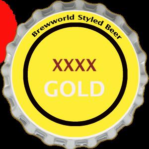 XXXX Gold Style