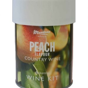 Muntons Peach Country Wine