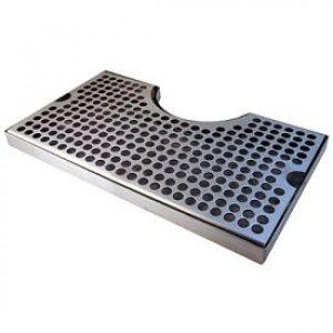 Stainless Steel Wraparound Drip Tray