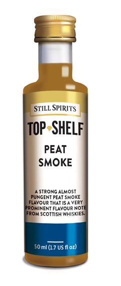 Still Spirit's Top Shelf Peat Smoke