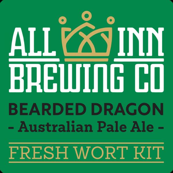 Bearded Dragon - Australian Pale Ale Fresh Wort Kit