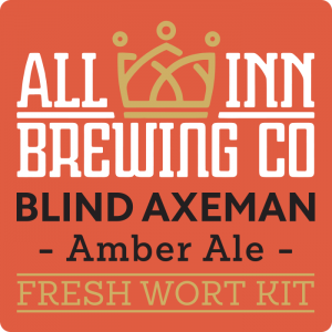 Blind Axeman  - Amber Ale  Fresh Wort Kit