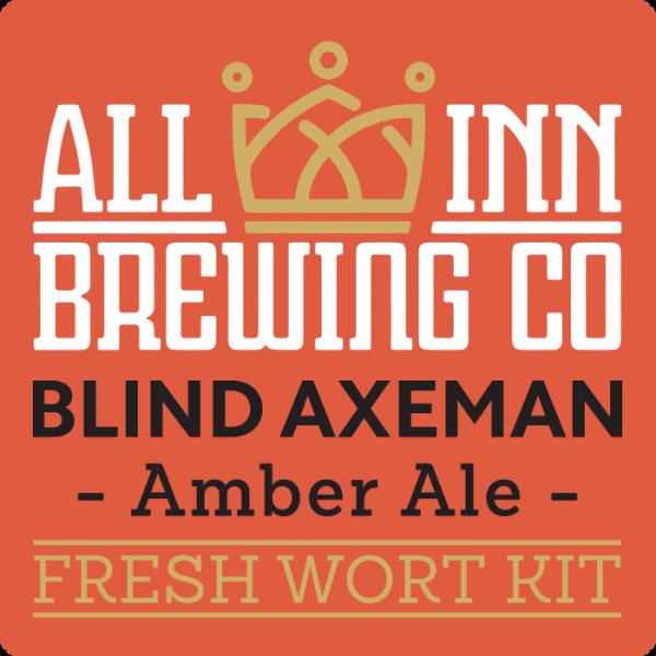 Blind Axeman  - Amber Ale  Fresh Wort Kit
