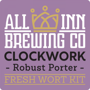 Clockwork - Porter Fresh Wort Kit