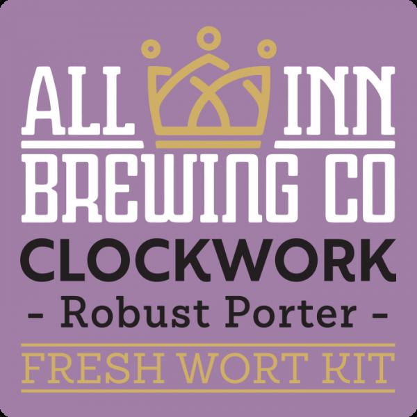 Clockwork - Porter Fresh Wort Kit