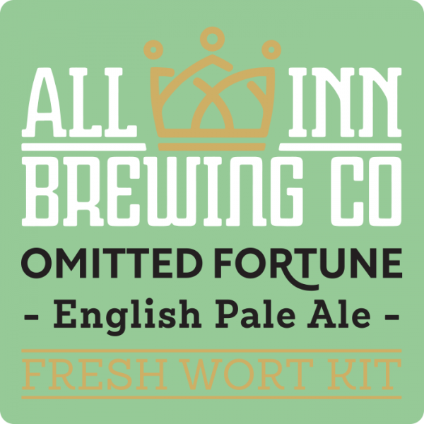 Ommited Fortune - English pale Ale Fresh Wort Kit