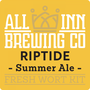 Riptide Summer Ale - Fresh Wort Kit - Limited Release