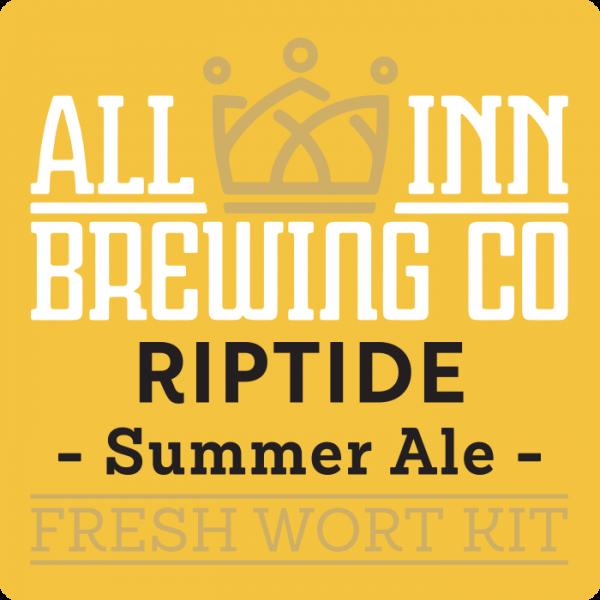 Riptide Summer Ale - Fresh Wort Kit - Limited Release
